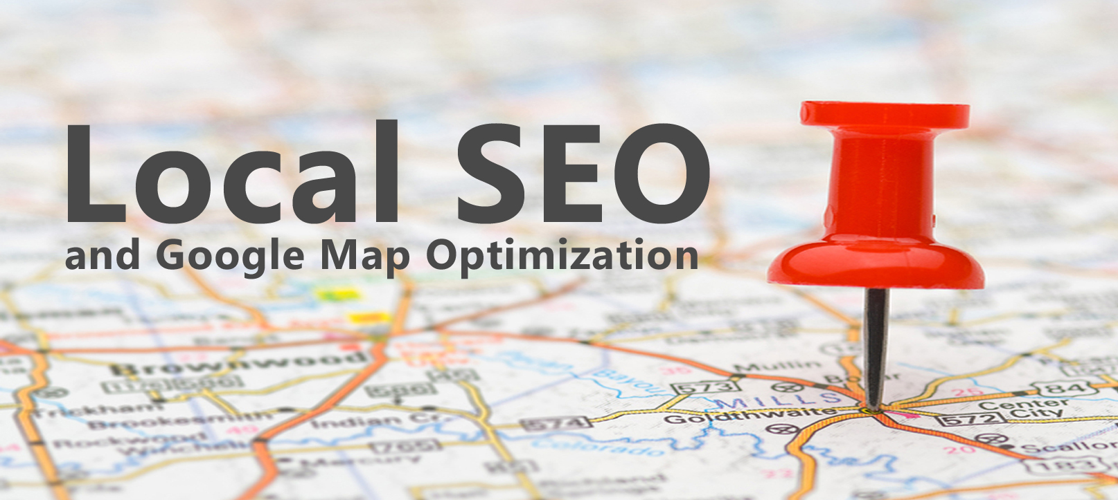 what is local seo? how to setup google business page?